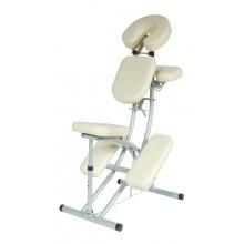 Массажное кресло для шейно-воротниковой зоны MA-03 МСТ-3АЛ (алюминий DE LUXE)