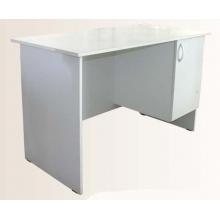 Стол для оснащения кабинета врача однотумбовый СМ-1-01.01 без опор