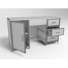Стол лабораторный двухтумбовый СЛ 2-02
