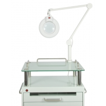 Лампа лупа для столика PRINCESS UV