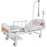 Кровать функциональная Е-8 (MM-2014Н-00) (2 функц) с полкой
