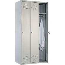 Медицинский шкаф для раздевалок ПРАКТИК МД LS(LE) - 31