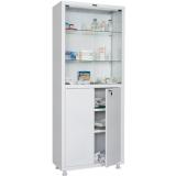 Шкафы медицинские металлические (ШМ)