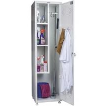 Медицинский шкаф для раздевалок ПРАКТИК МД 1 ШМ-SS (11-50)