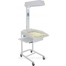 Стол для санитарной обработки новорожденых АИСТ-1
