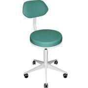 Кресло лабораторное,винтовое М106-01