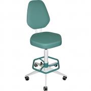 Кресло лабораторное,винтовое М106