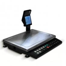 Весы торговый МК-ТН11 (светодиодный индикатор, питание сеть/аакумулятор)