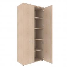 Шкаф с глухими дверьми и топом XHC 85.1