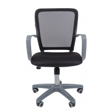 Кресло для оператора CHAIRMAN 698 grey