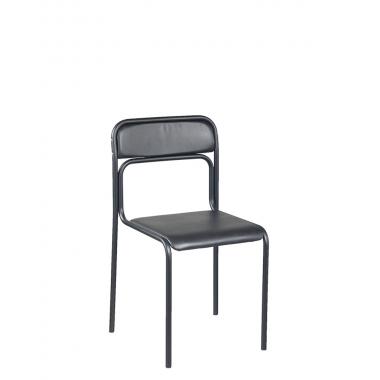 Кресла для посетителей ASCONA black в Краснодаре