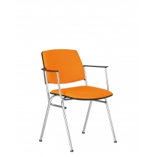 Кресла для посетителей  ISIT arm chrome