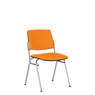 Кресла для посетителей  ISIT chrome в Краснодаре