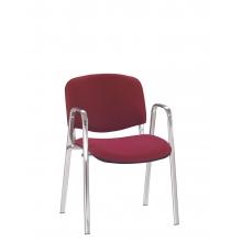 Кресла для посетителей  ISO W chrome