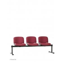Кресла для посетителей ISO -3Z black