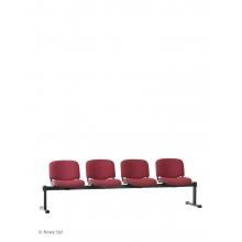 Кресла для посетителей ISO -4Z black