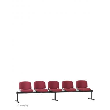 Кресла для посетителей ISO -5Z black в Краснодаре