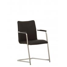 Кресла для посетителей DeSILVA arm chrome