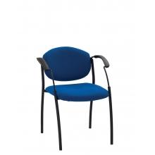 Кресла для посетителей SPLIT black