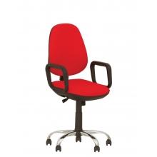 Кресло для персонала COMFORT GTP Active1 CHR68 c «Синхромеханiзмом»