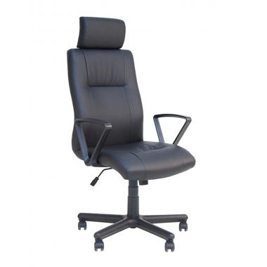 Кресло для руководителя BUROKRAT Tilt PM64 c механизмом качания в Краснодаре