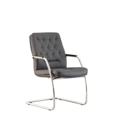 Кресло для руководителя CHESTER steel CF/LB chrome в Краснодаре