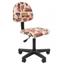 Кресло для детей CHAIRMAN KIDS 104 BLACK