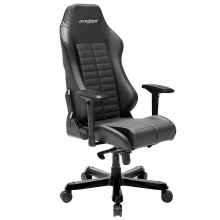 Геймерское кресло из натуральной кожи DXRACER OH/IS188/N