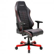 Геймерское кресло из натуральной кожи DXRACER OH/IS188/NR