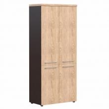 Шкаф с глухими средними и малыми дверьми AHC 85.3