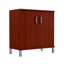 Шкаф низкий с глухими малыми дверьми 410.2