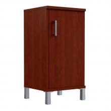 Шкаф колонка низкая с глухой малой дверью 411.2 (L/R)