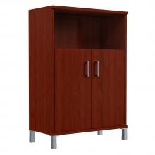 Шкаф средний с глухими малыми дверьми 420.2