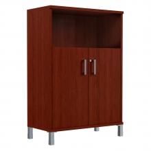 Шкаф средний с замком в глухих малых дверях 420.3(RZ)