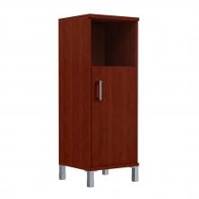 Шкаф колонка средняя с глухой малой дверью 421.2(L/R)