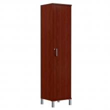 Шкаф колонка высокая с замком в глухой двери 431.7(RZ)