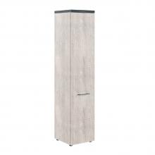 Шкаф колонка с глухой дверью и топом THC 42.1