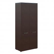 Шкаф с глухими дверьми и топом THC 85.1