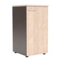 Шкаф колонка с глухой малой дверью и топом XLC 42.1(L/R)