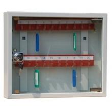 Шкаф для ключей КЛ-20С (с брелками)
