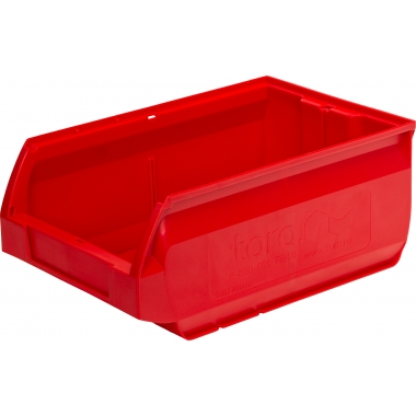 Лоток для склада Milano, синий/красный 350х230х150 в Краснодаре