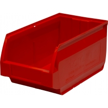 Лоток для склада Napoli, синий/красный 400х230х200