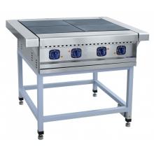 Плита промышленная без жарочного шкафа ПП-0,48