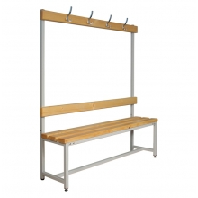 Скамья для раздевалок CК-1В-1000