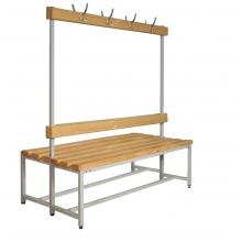 Скамья для раздевалок CК-2В-1000