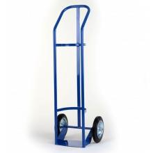 Тележка для одного баллона (кислород, ацетилен, гелий и т.п.) ДБ-1 (цена указана без колес;колеса-на выбор)