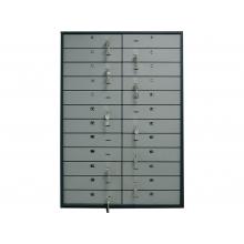 Блок депозитных ячеек VALBERG DB-24S*