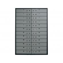 Блок депозитных ячеек VALBERG DB-24 DGL*