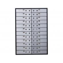 Блок депозитных ячеек VALBERG DB-24S DGL*