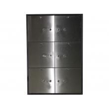 Блок депозитных ячеек VALBERG DB-6S.DGL*